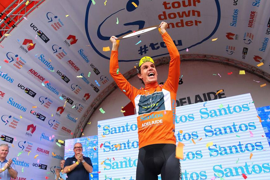 Daryl Impey will lead Mitchelton-SCOTT