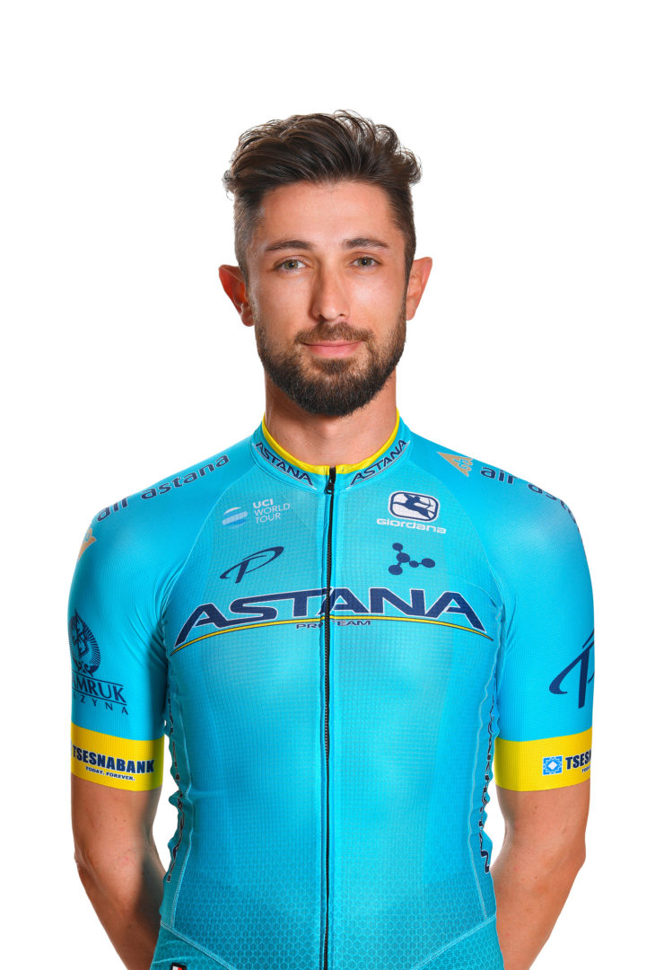 Dario Cataldo Astana Pro Team 2019