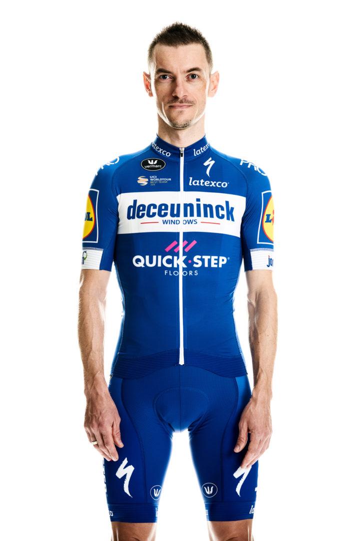 Dries Devenyns Deceuninck - Quick Step 2019.