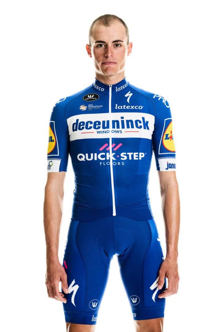 Enric Mas Deceuninck - Quick Step 2019.