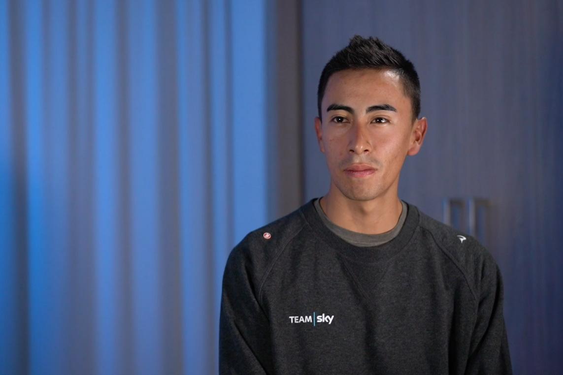 El Sky Team hizo pública una entrevista con una de las perlas del equipo, el fichaje del colombiano Iván Ramiro Sosa
