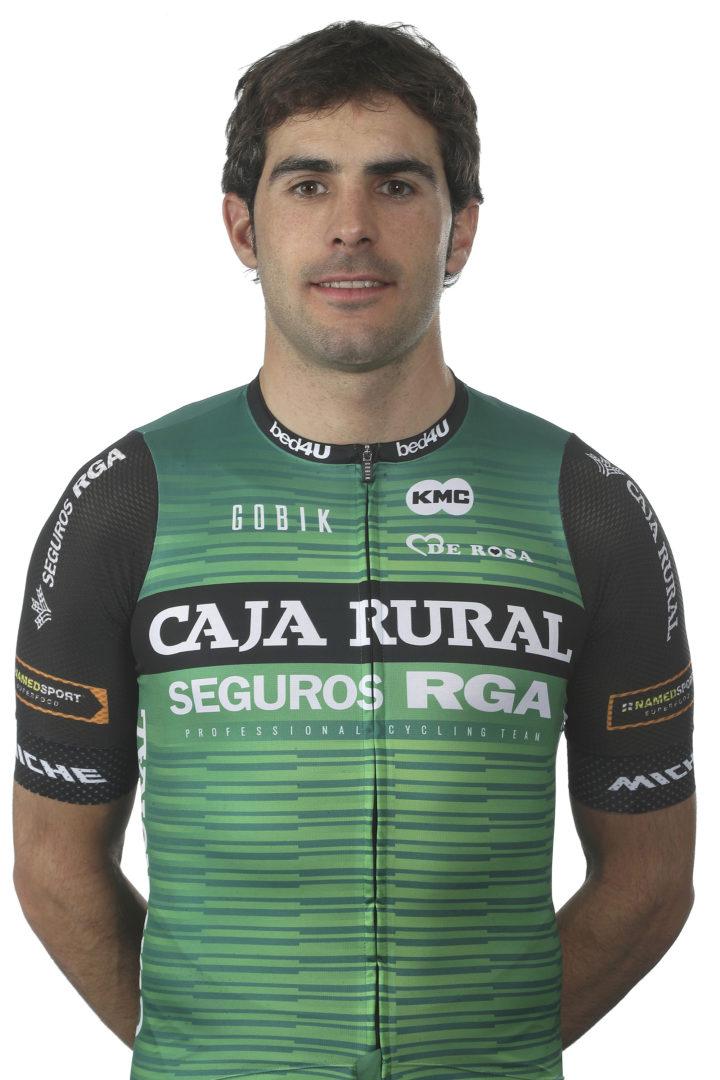 Jon Aberasturi Caja Rural-Seguros RGA
