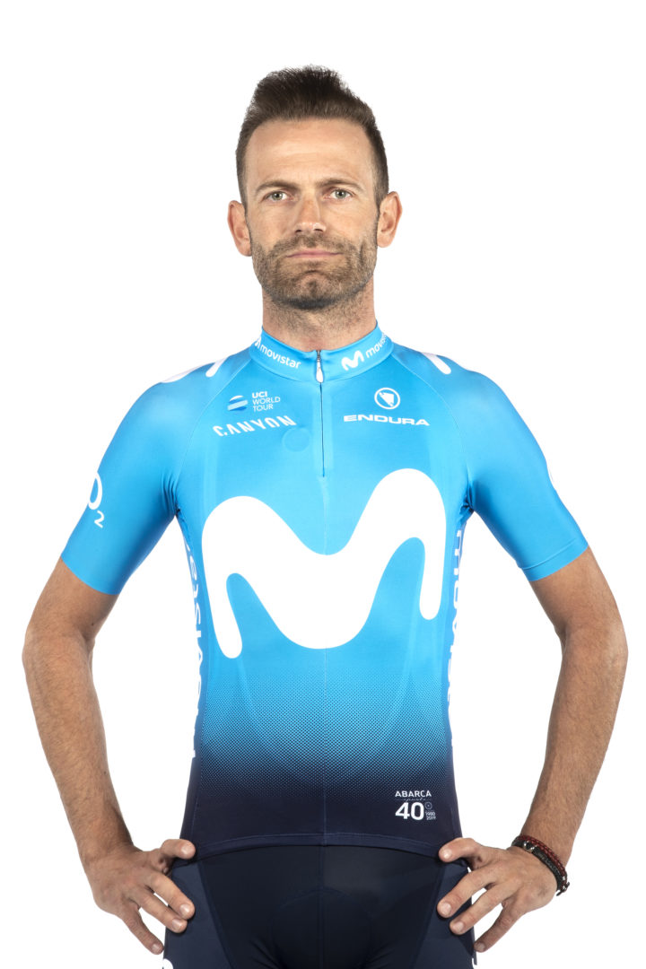 José Joaquín Rojas Movistar Team 2018