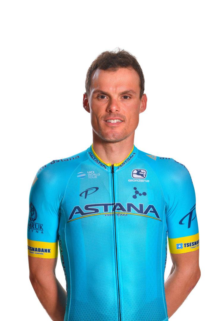 Luis Leon Sanchez Astana 2019