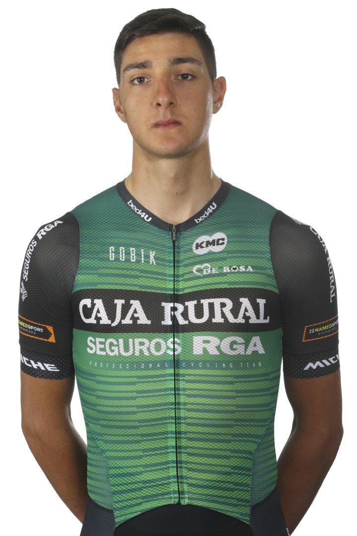 Mauricio Moreira Caja Rural-Seguros RGA 2019