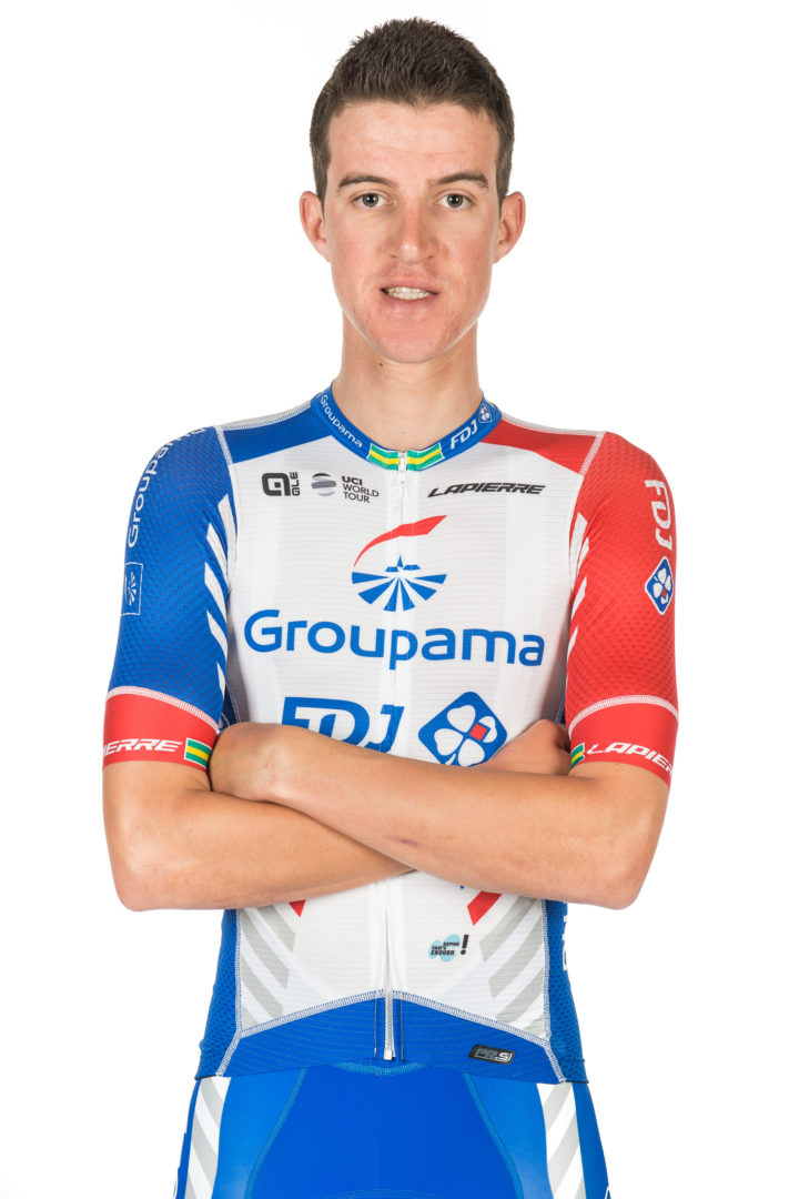 Miles Scotson Groupama FDJ 2019