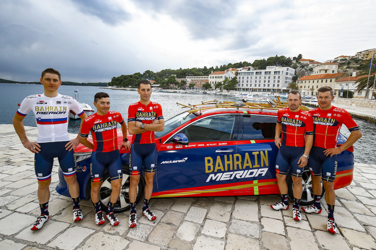 Bahrain - Merida 2019 - Hvar - Croatia - 12/12/2018 -  - photo Luca Bettini/BettiniPhoto©2018