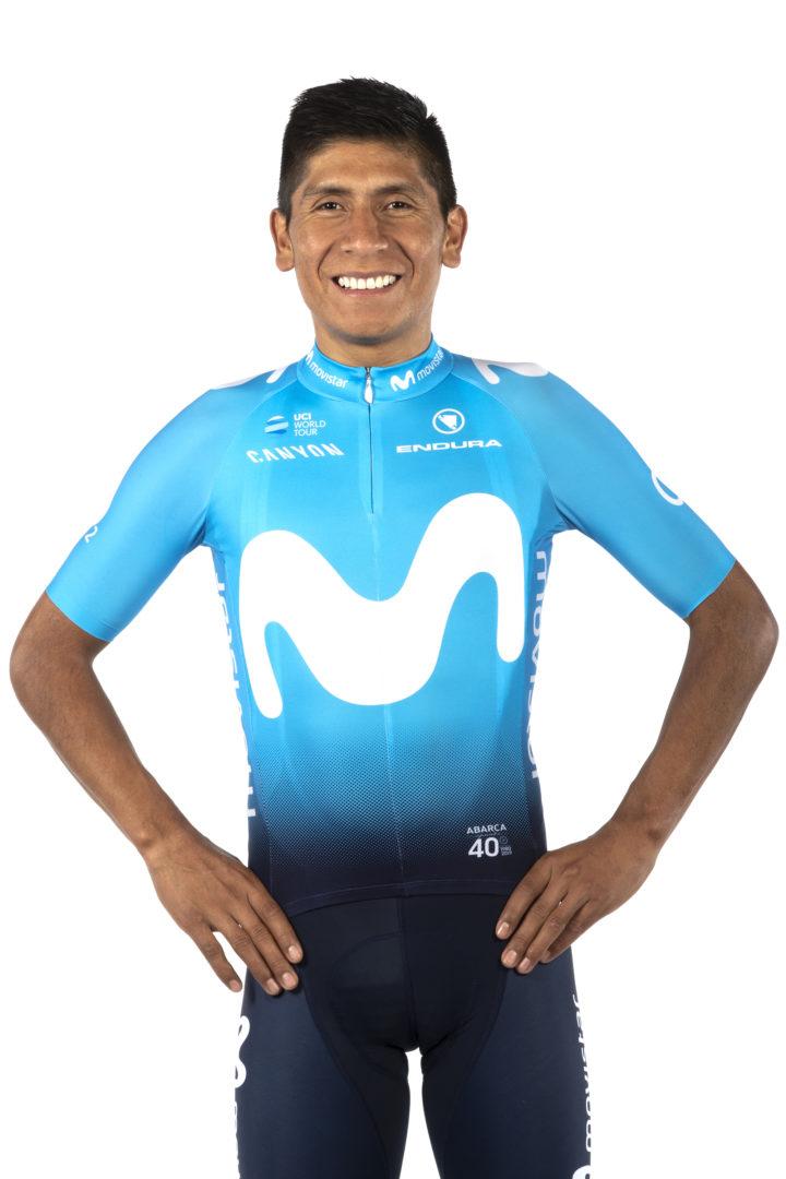 Nairo Quintana Movistar Team 2019