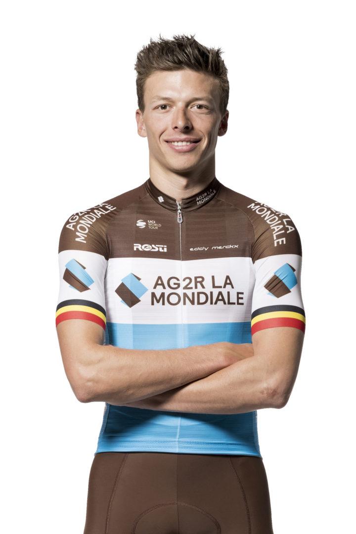 Olivier Naesen AG2R La Mondiale 2019