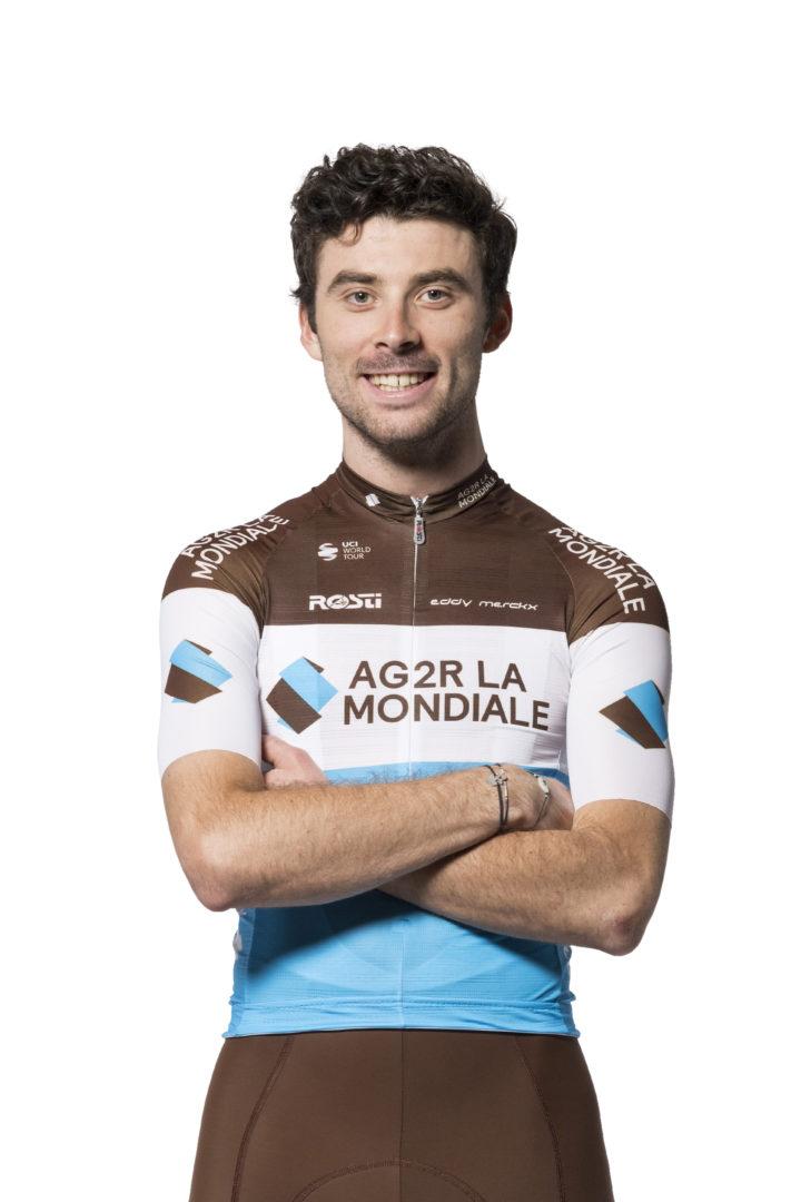 Pierre Roger Latour, ciclista del AG2R La Mondiale 2019