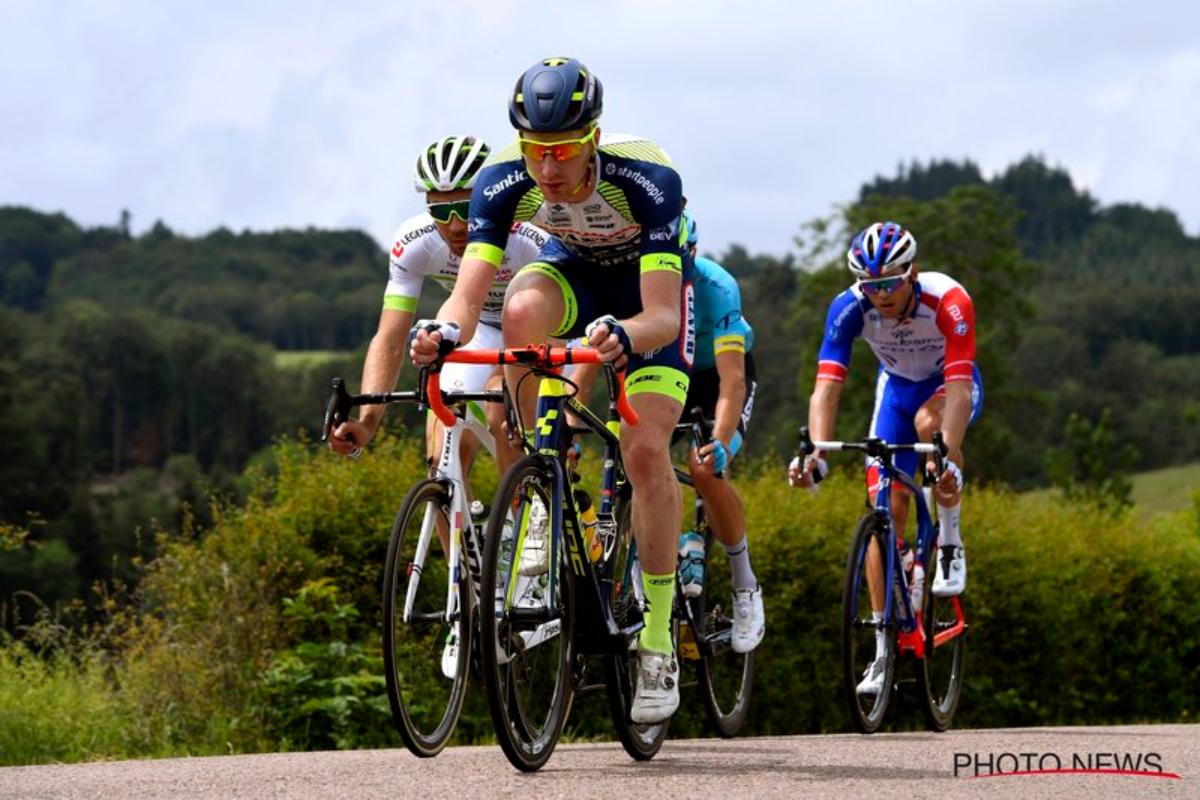 El Wanty-Gobert ha cerrado su equipo de cara a 2019 tras el fichaje del ciclista belga Backaert. Con 28 años se espera que lleve al equipo donde se espera.