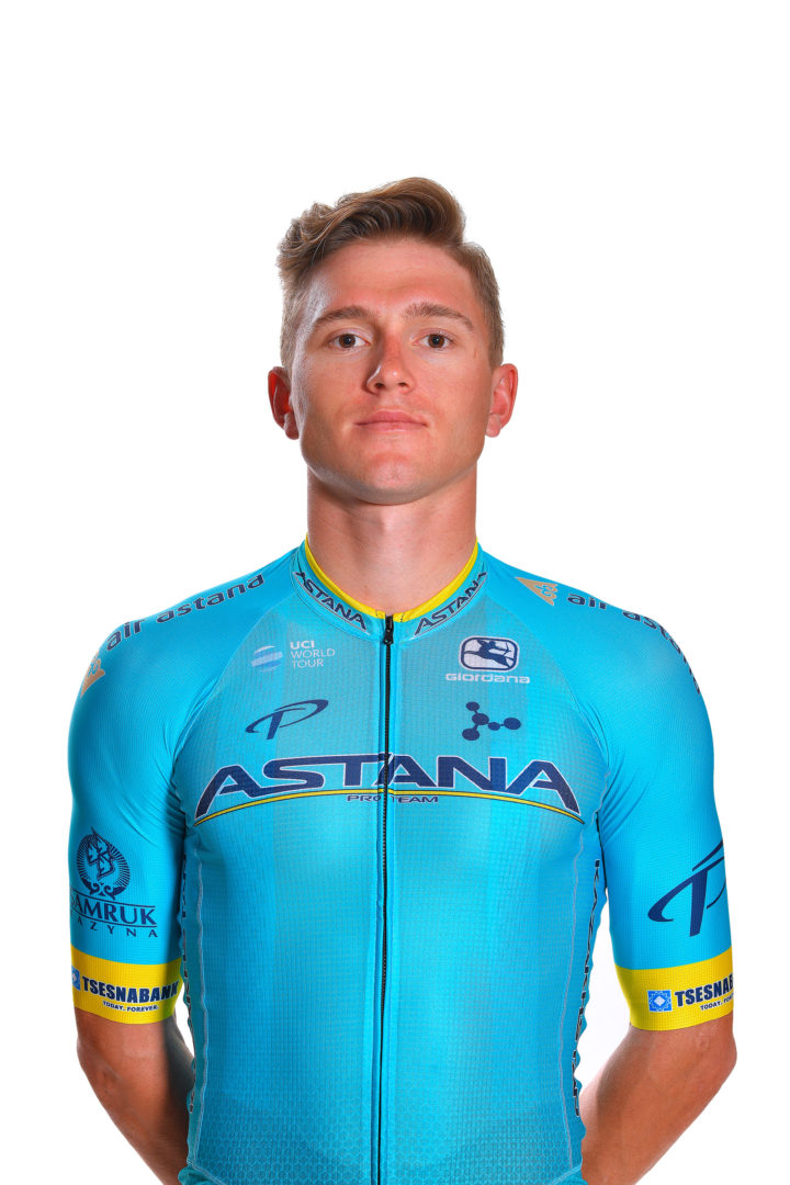 Yevgeniy Gidich Astana 2019