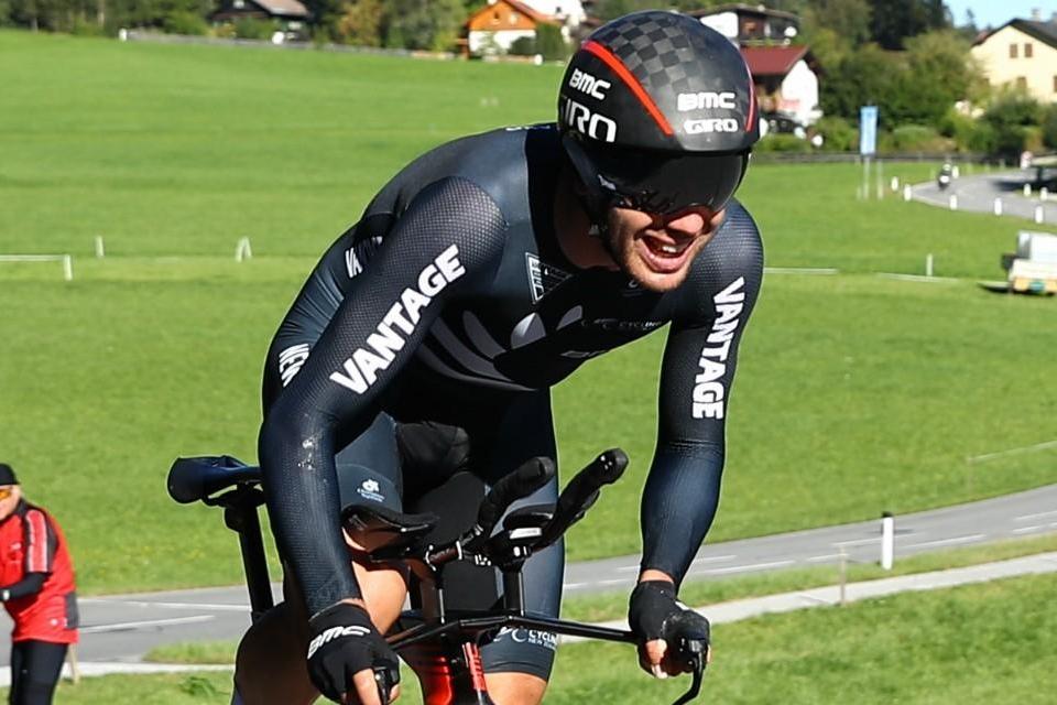 Patrick Bevin consiguió su segundo C.N. Contrarreloj de Nueva Zelanda (Foto: Photosport).