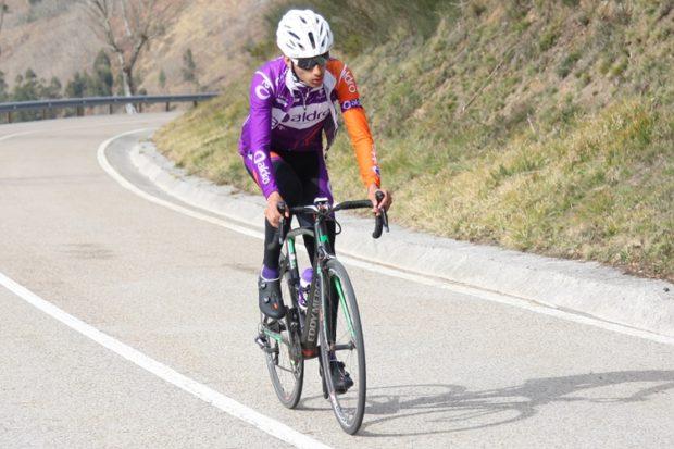 Santi Martínez vestirá el maillot del Vigo-Rías Baixas en 2019 (Foto: Vigo-Rías Baixas).