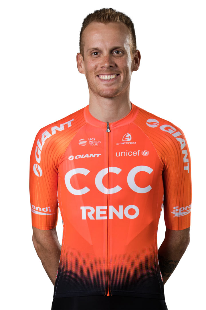 Alessandro DeMarchi CCC Team 2019