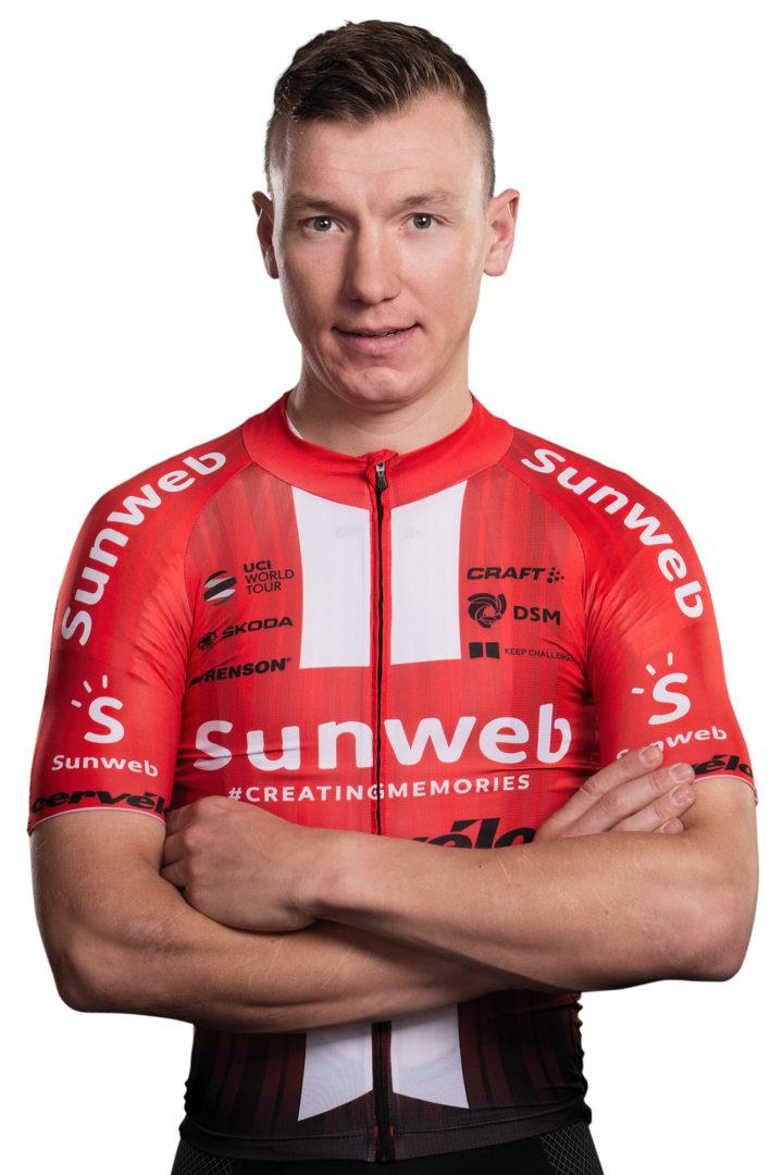 Asbjørn Kragh Andersen Team Sunweb 2019