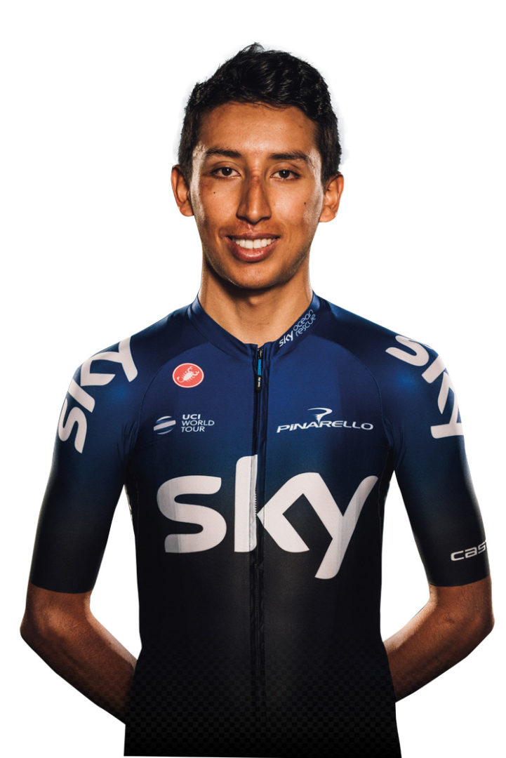 Egan Bernal Team Sky 2019