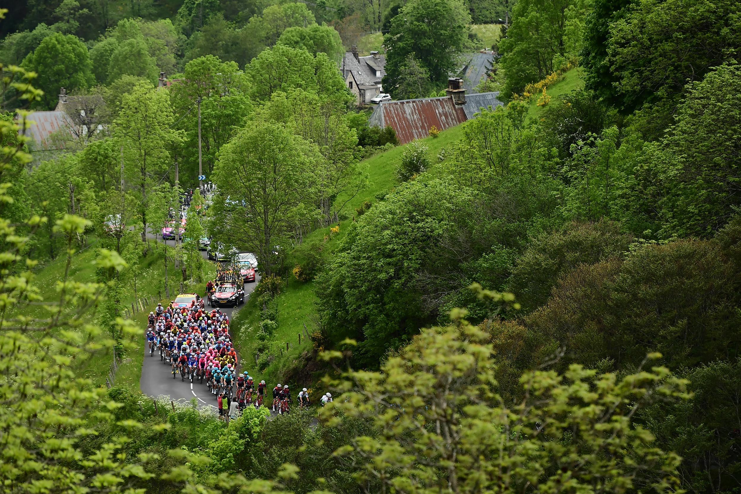 Critérium del Dauphiné 2020