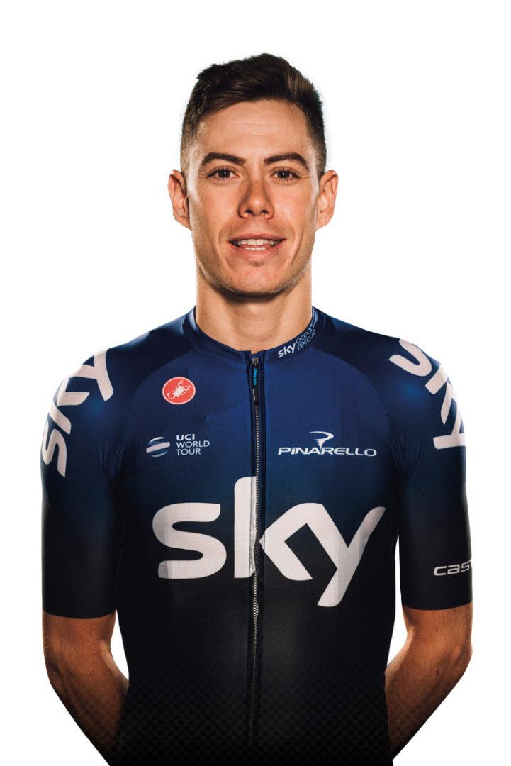 David de la Cruz Team Sky 2019