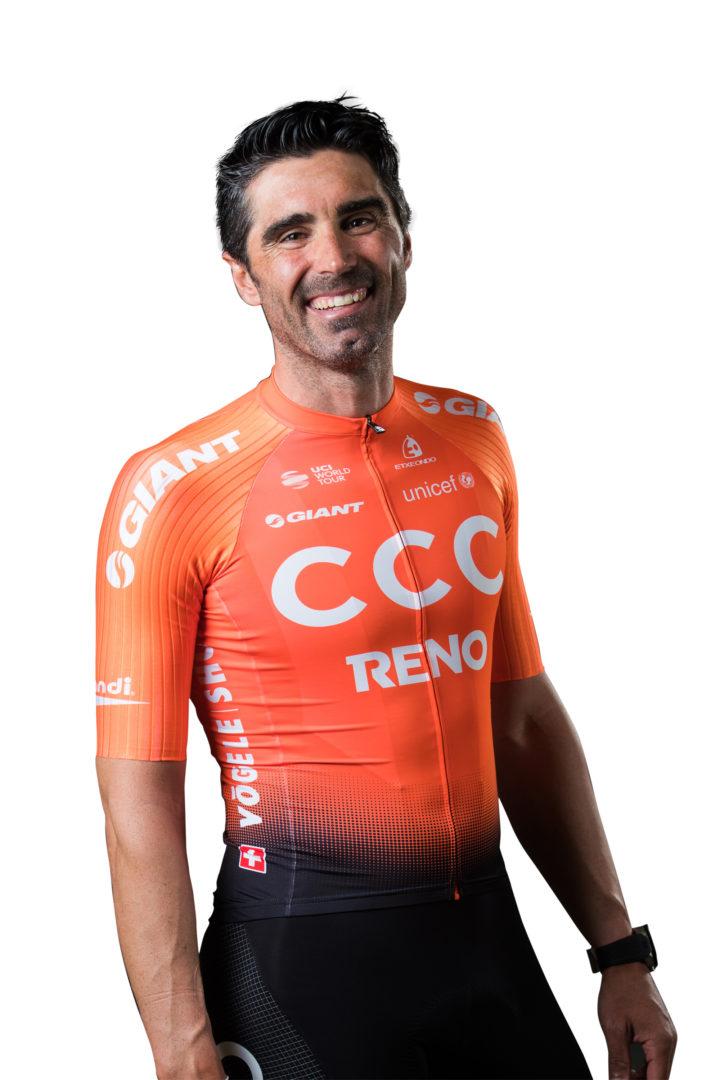 Fran Ventoso CCC Team 2019
