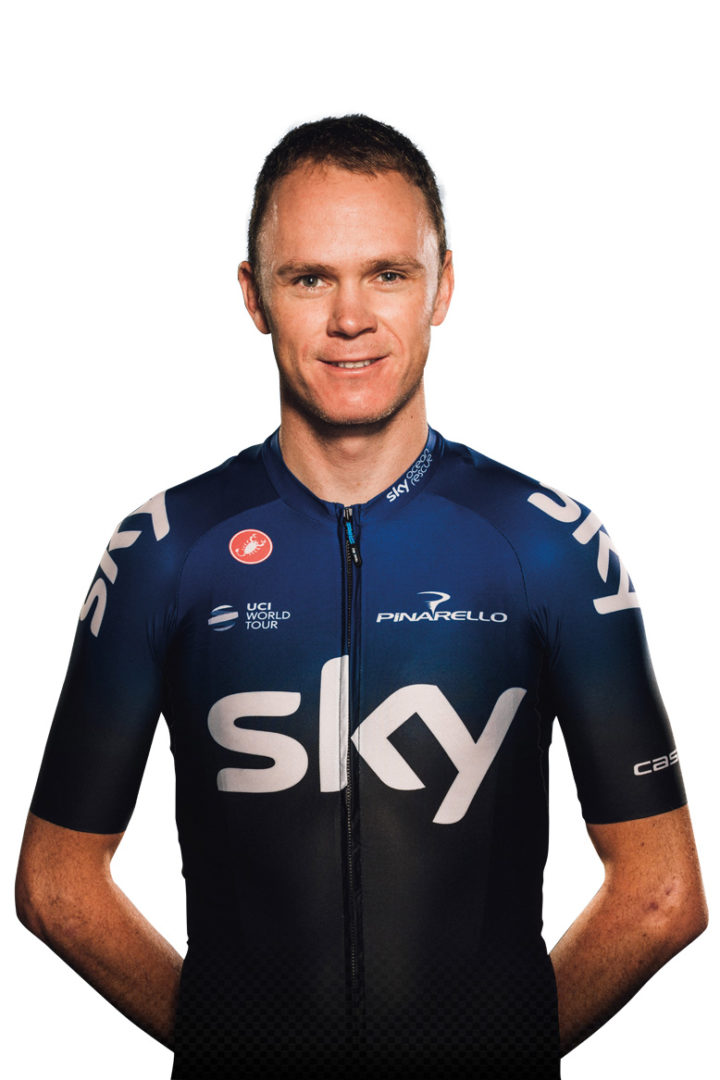 Chris Froome Team Sky 2019