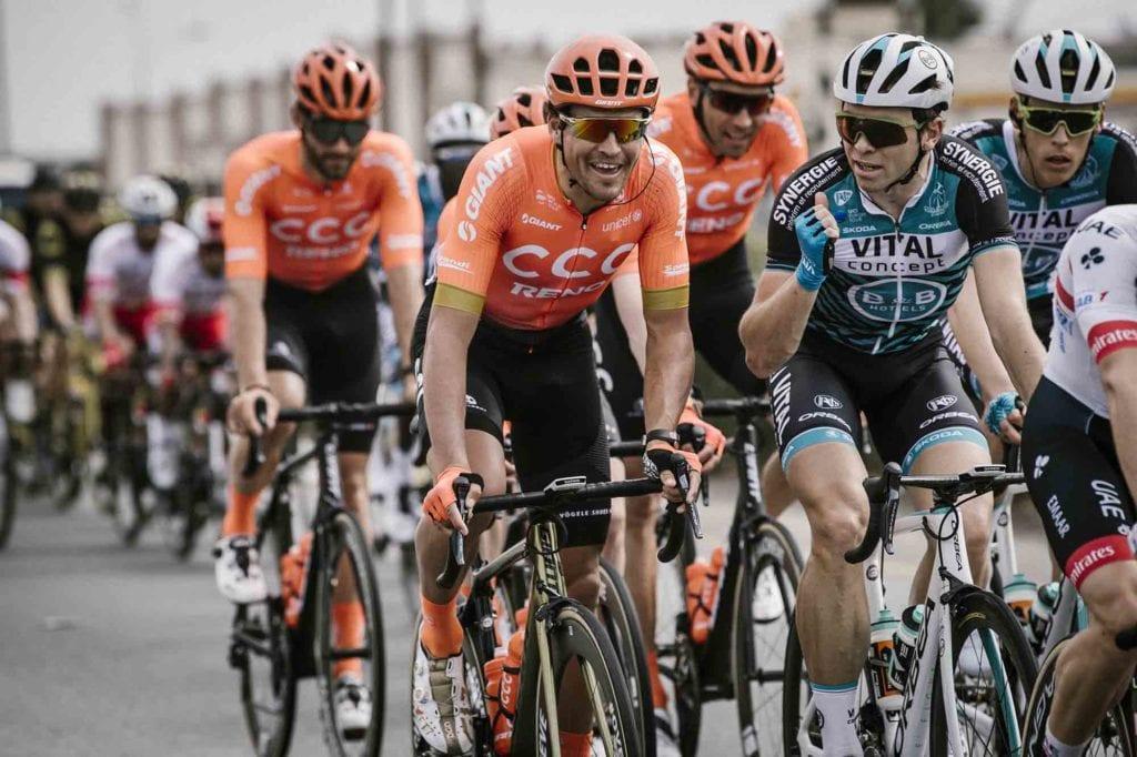 Greg Van Avermaet CCC Team