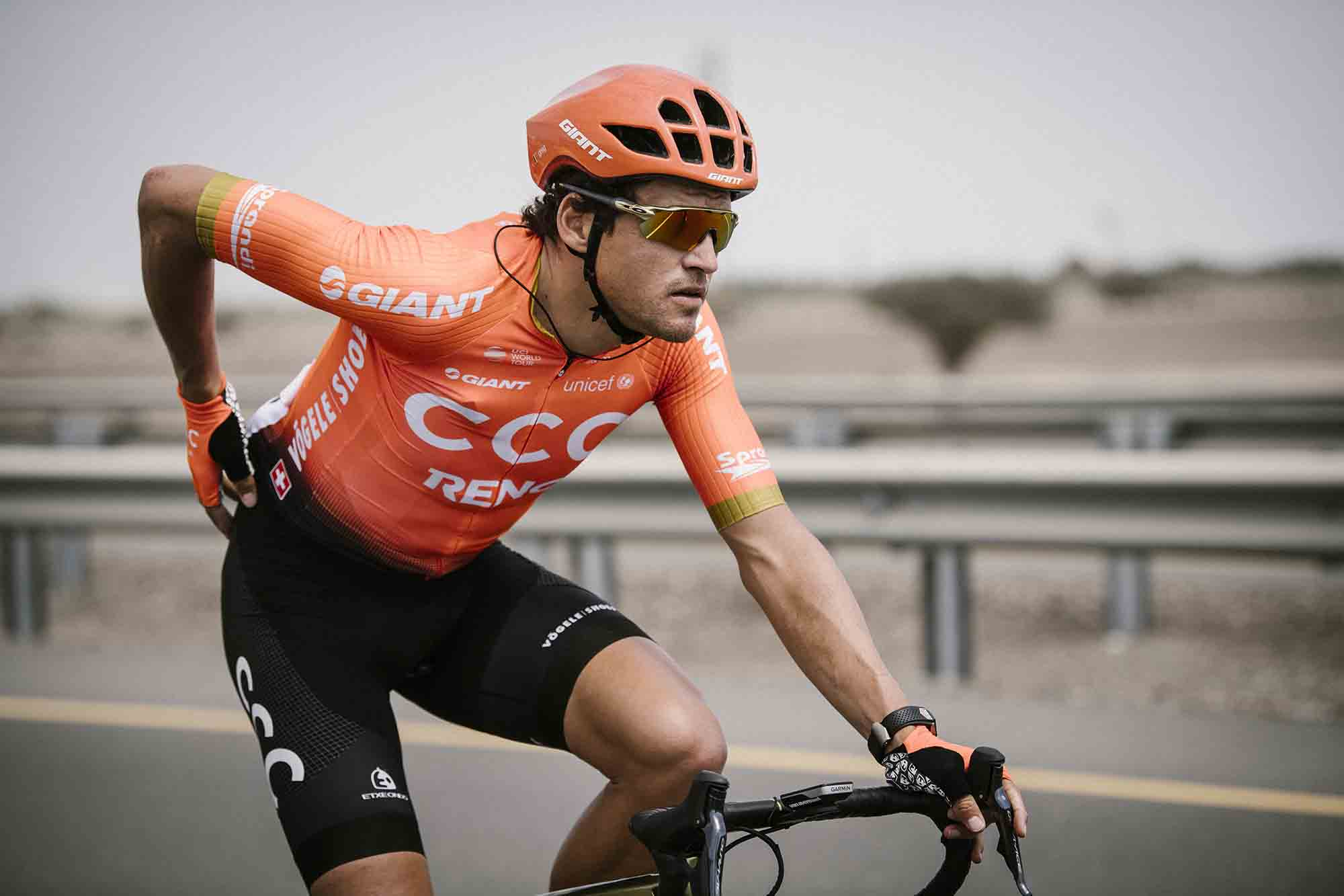 17/02/2019 – Tour of Oman - Stage 2 - Royal Cavalry Oman - Al Bustan - Greg VAN AVERMAET (CPT)