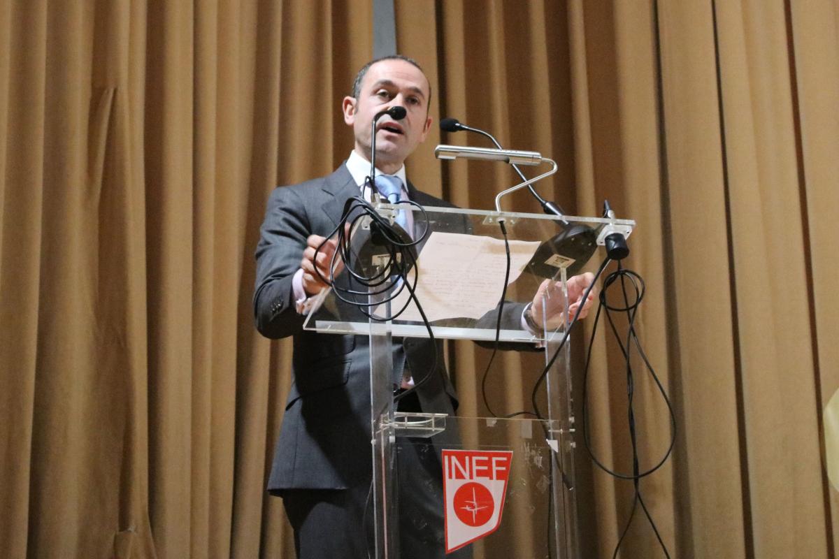 Javier Fernández dimite como presidente de la Federación Madrileña de Ciclismo.