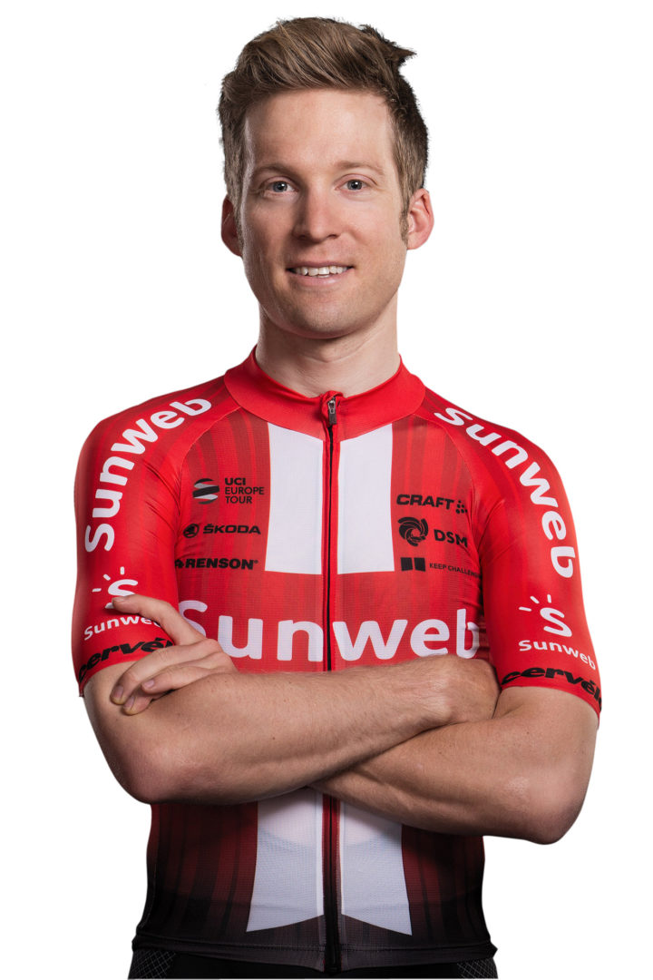 Jan Bakelants Team Sunweb 2019