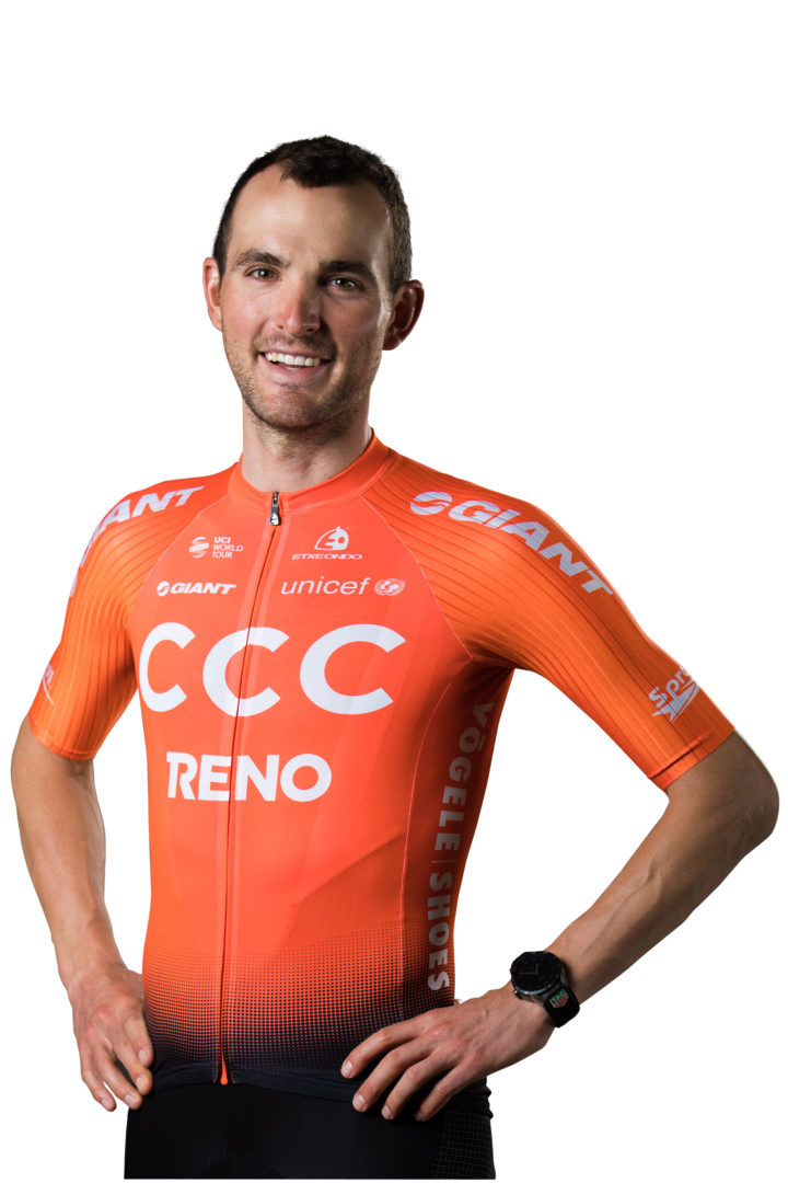 Joe Rosskopf CCC Team 2019