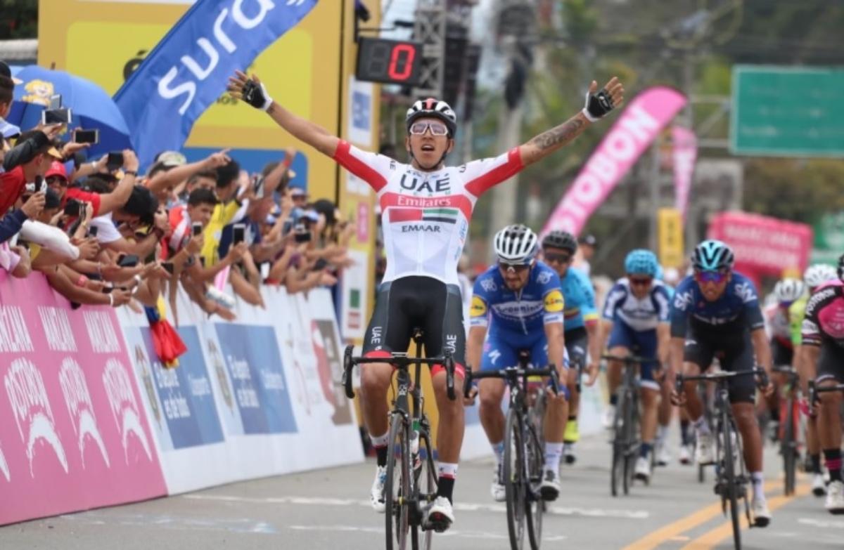 Juan Sebastián Molano regresa después de dos meses sin poder competir.