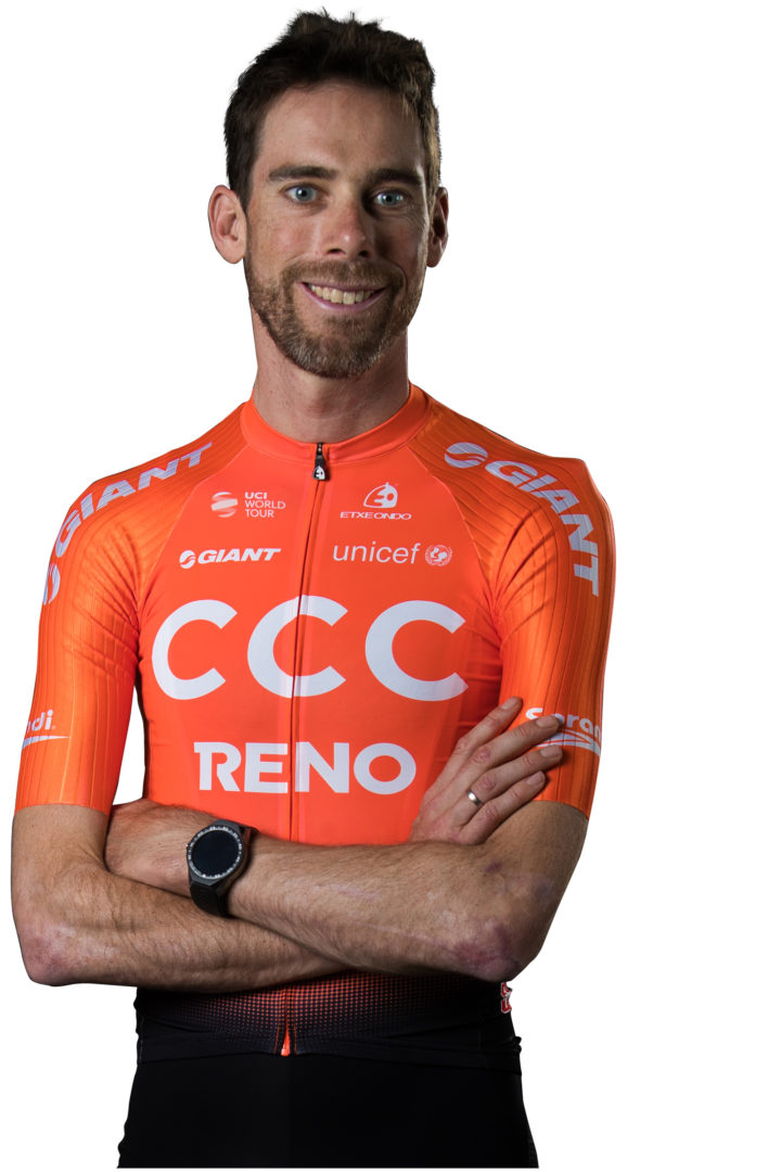 Laurens Ten Dam CCC Team 2019