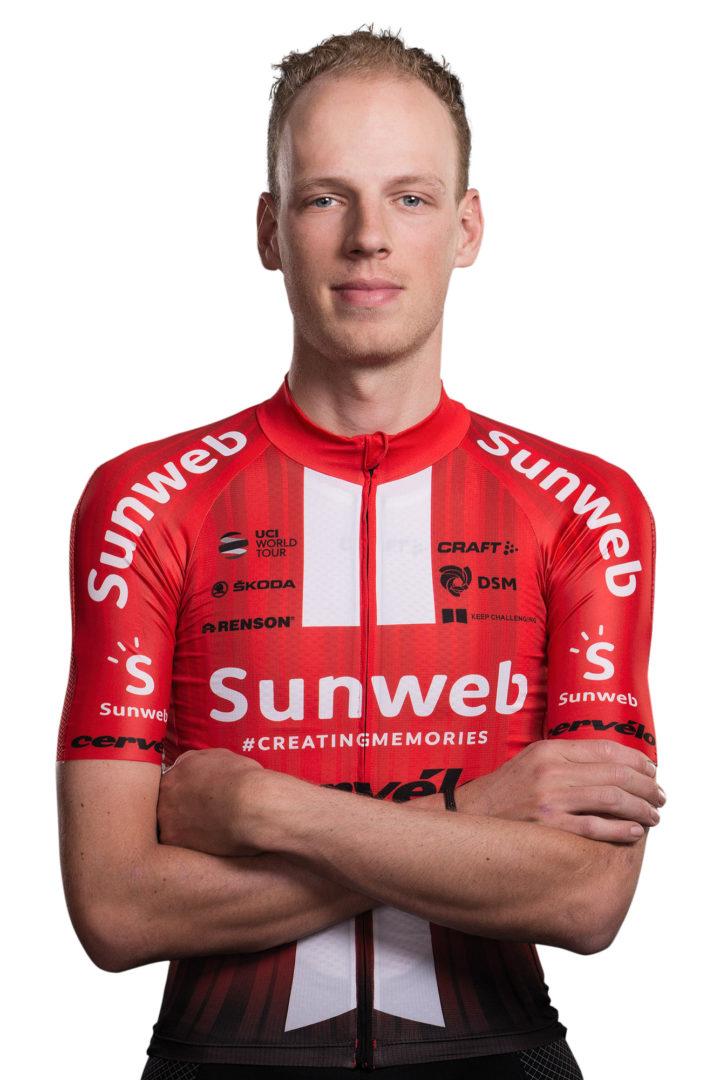 Martijn Tusveld Team Sunweb 2019