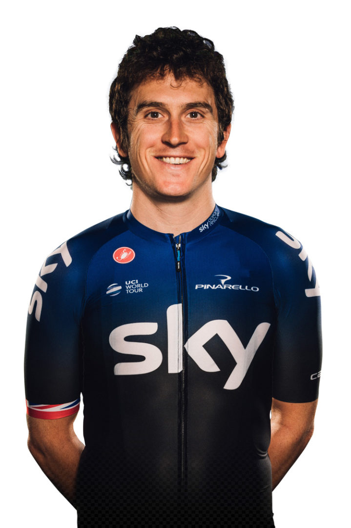 Geraint Thomas Sky Team 2019