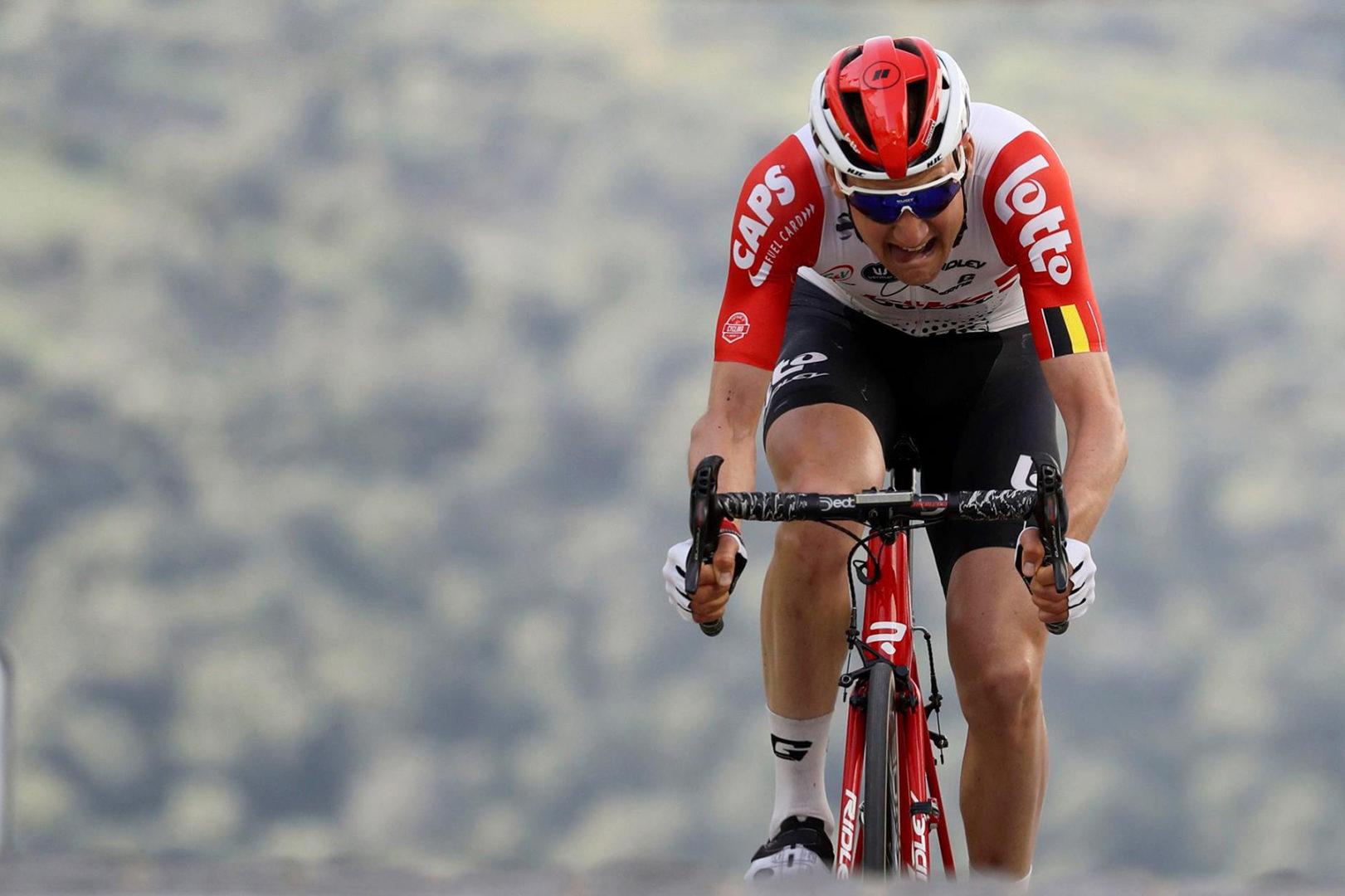 Tim Wellens, Vuelta Andalucia 2019.