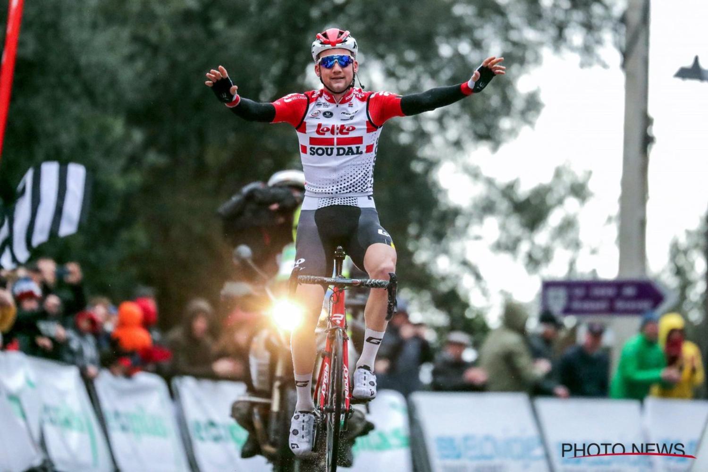 Tim Wellens analizó la victoria conseguida por tercer año consecutivo en el Trofeo de Tramuntana, en el tercer día de la Challenge de Mallorca.