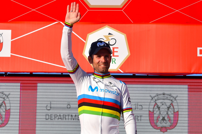 UAE Tour 2019 - 1st Edition - 3rd stage UAE University - Jebel Hafeet 179 km - 26/02/2019 - Alejandro Valverde (ESP - Movistar Team) - photo Dario Belingheri/BettiniPhoto©2019
