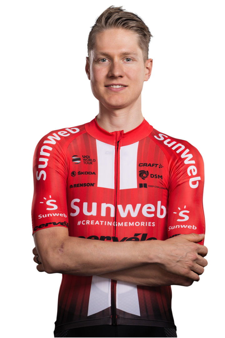 Wilco Kelderman Team Sunweb 2019