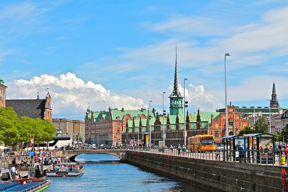 Copenhagen. La capital danesa será la sede del inicio del Tour de Francia 2019.