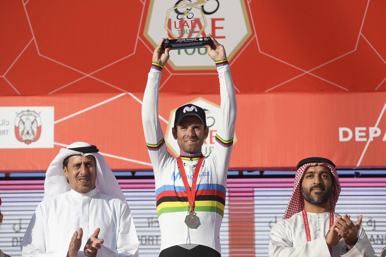 Alejandro Valverde UAE