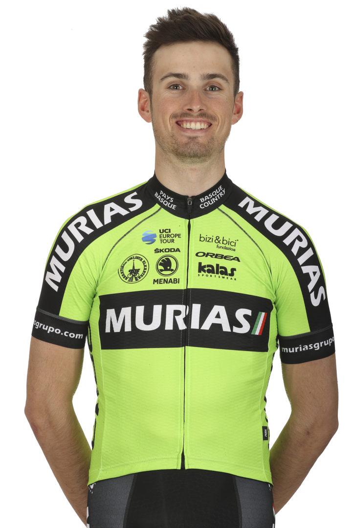 Cyril Barthe Euskadi Murias 2019