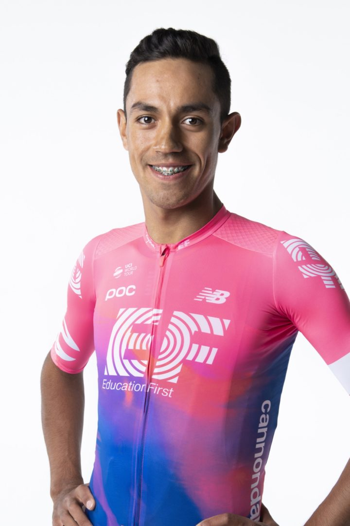 Daniel Felipe Martinez EF Education First 2019