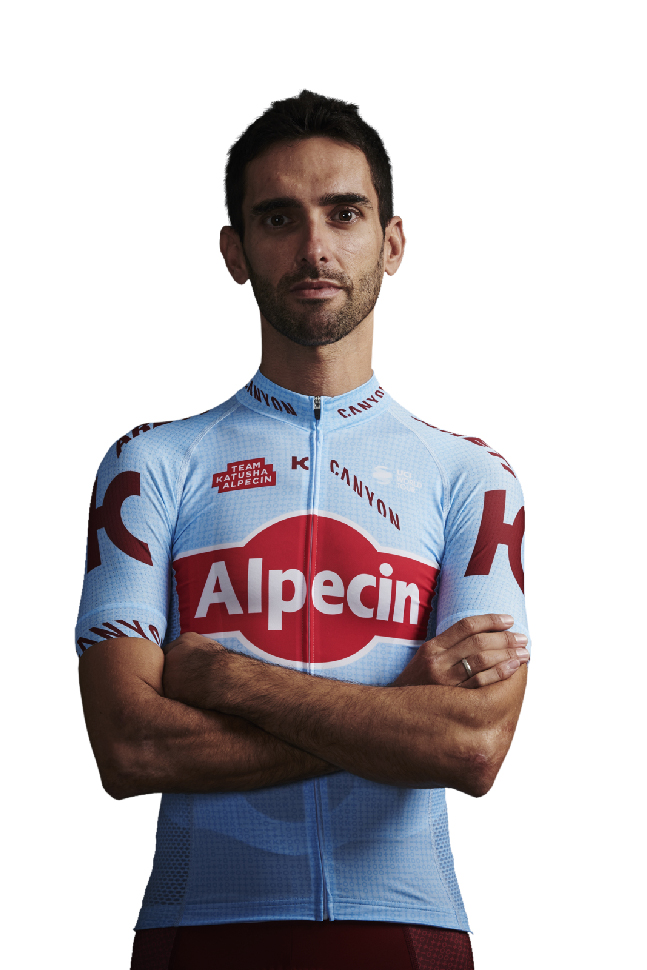 Daniel Navarro Katusha Alpecín 2019