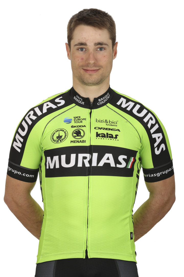 Daniel Viejo Euskadi Murias 2019