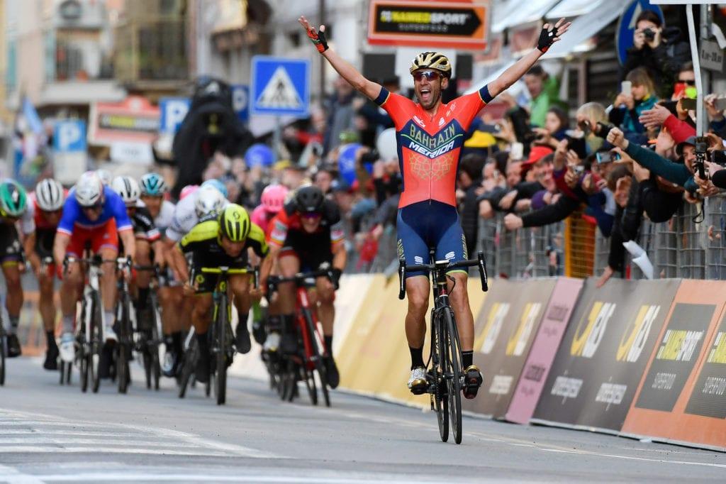Vincenzo Nibali Milán Sanremo 2018
