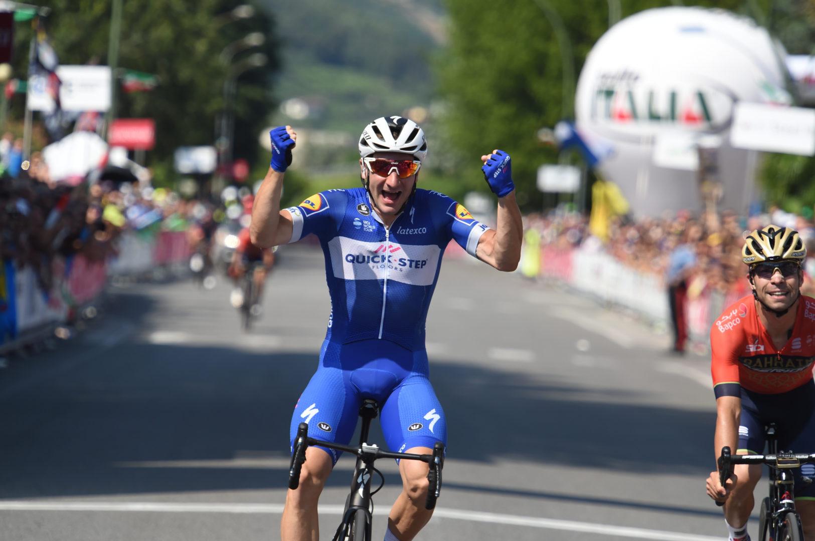 30-06-2018 Campionato Italiano; 2018, Quick Step - Floors; Viviani, Elia; Darfo Boario Terme;