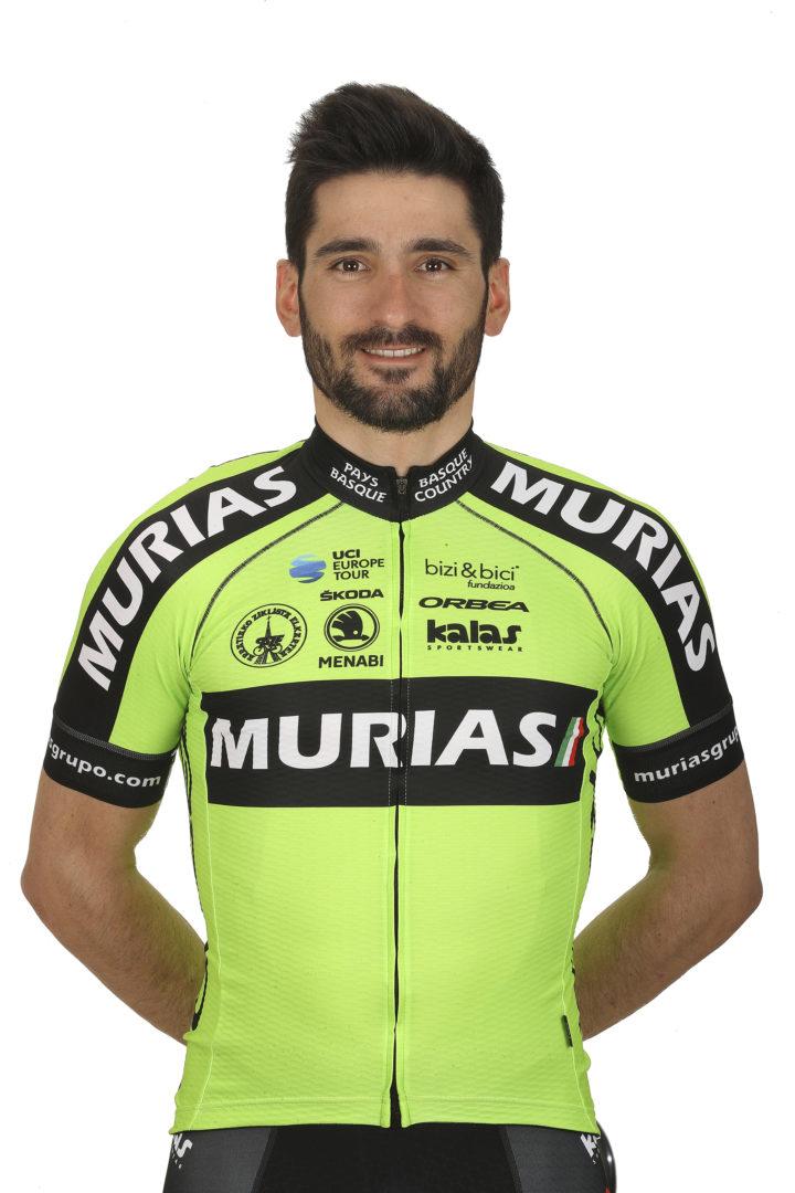 Enrique Sanz Euskadi Murias 2019