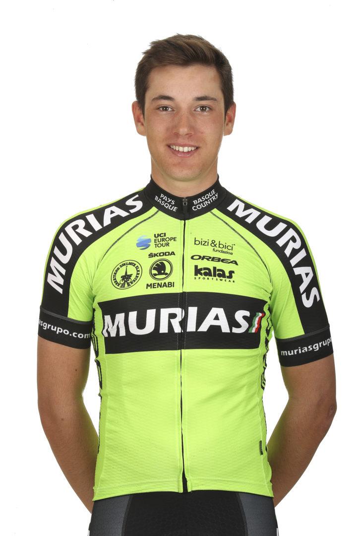 Fernando Barcelo Euskadi Murias 2019