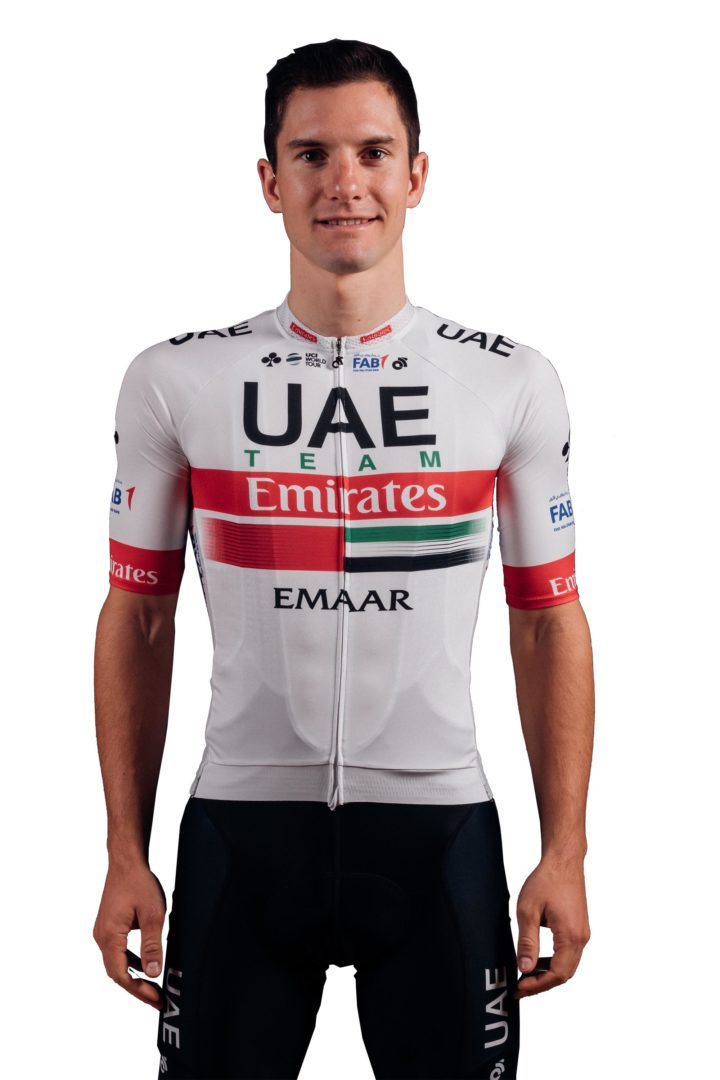 Jan Polanc UAE Emirates Team