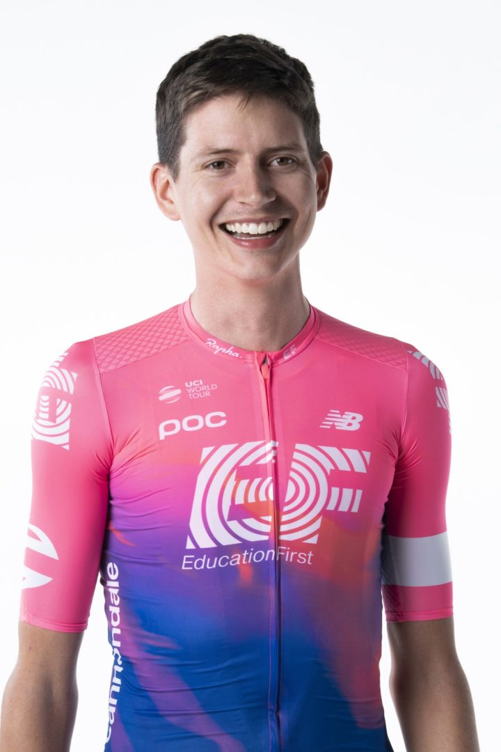 Joe Drombrowski EF Education First 2019